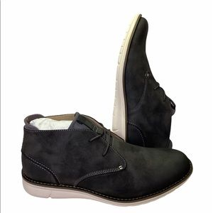 Kenneth Cole Casino Chukka Boot dark grey NEW